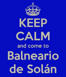 Balneario de Solán de Cabras